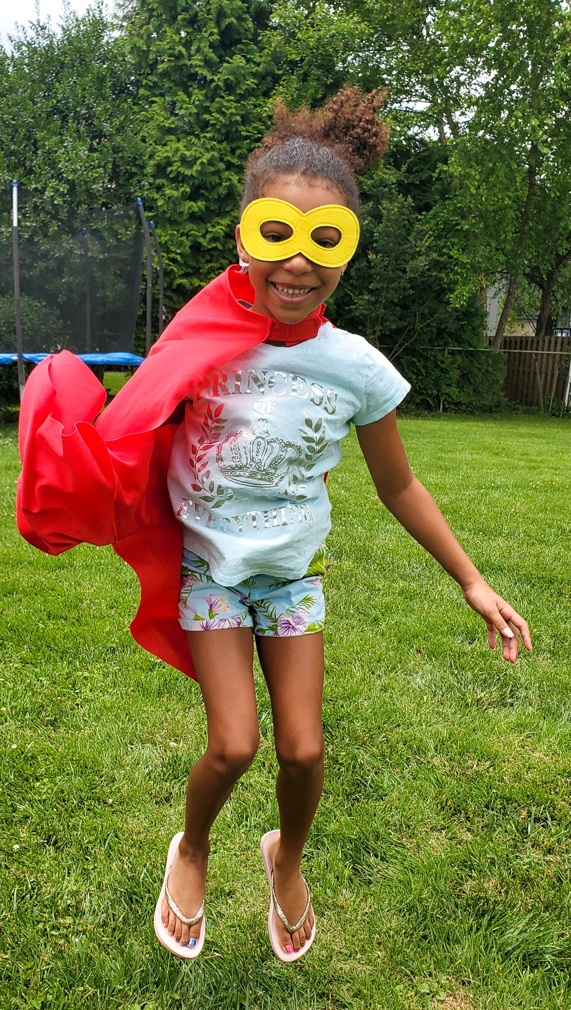 Virtual Super Hero Training Jump. Join us as we adventure through 8 weeks of Virtual Camp Warner Bros. Each week will feature a new fun family friendly activity and a Warner Bros. Show or Movie. This week featured a Virtual Super Hero Training.