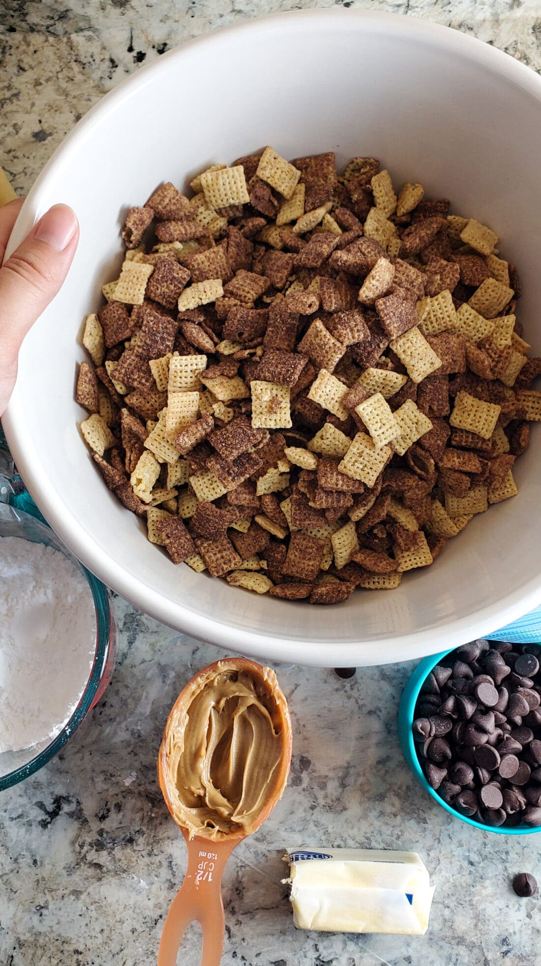 Scooby Snacks Recipe Ingredients. If you enjoy solving a good old mystery with your favorite gang of meddling kids, then you will love this Scooby Snack Recipe. It's full of chocolate, peanut butter and is said to be Scooby's favorite snack when he watches movies.