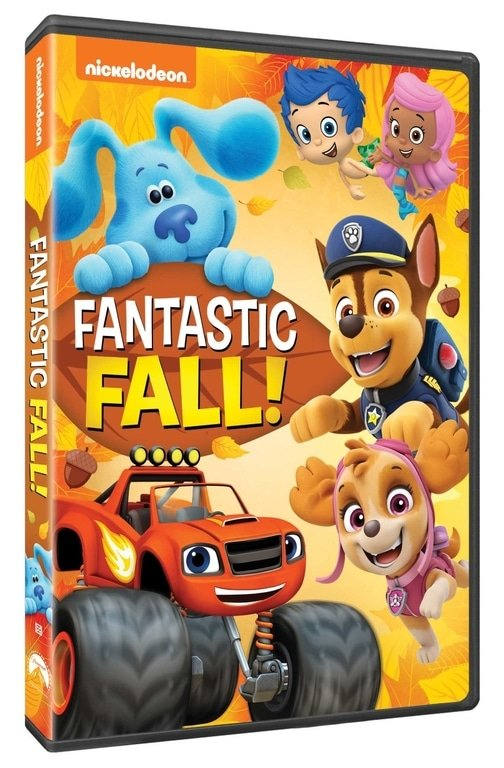 """Celebrate fun-filled fall moments in the brand-new DVDNick Jr.: Fantastic Fall!The season filled with tricks, treats, and thanks, is upon us! Help Josh and Blue figure out what Magenta wants to be for Halloween. Blaze and AJ are excited to """"truck or treat,"""" but Crusher tries to steal their candy!"""