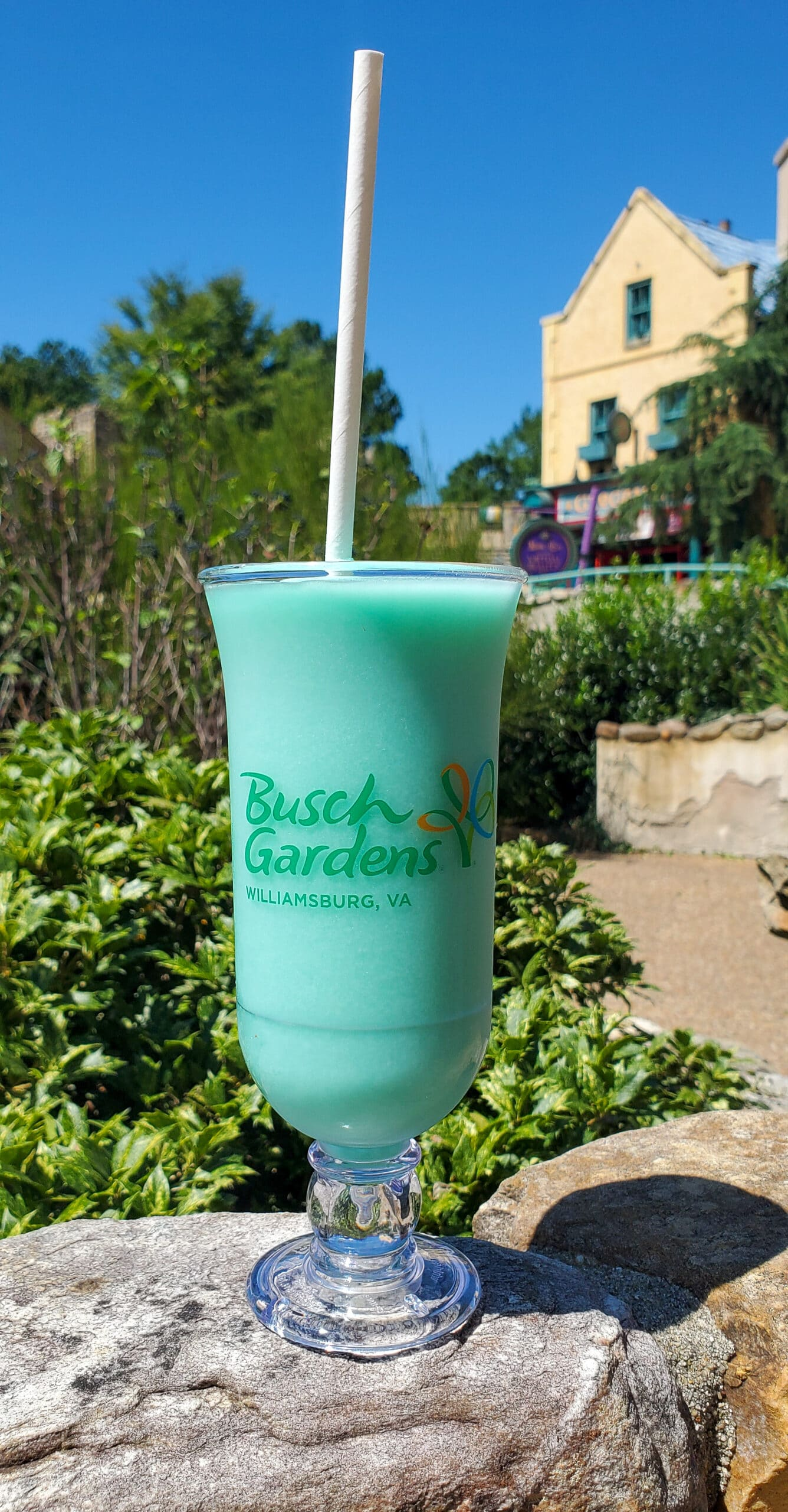 Taste of Busch Gardens Specialty Drink. Sip, sample, and soar at this limited-capacity during the Taste of Busch Gardens special event in Williamsburg, VA. Select areas of the park will be open so there is plenty of room to safely enjoy specialty food and drinks as you stroll through our 6 charming villages.