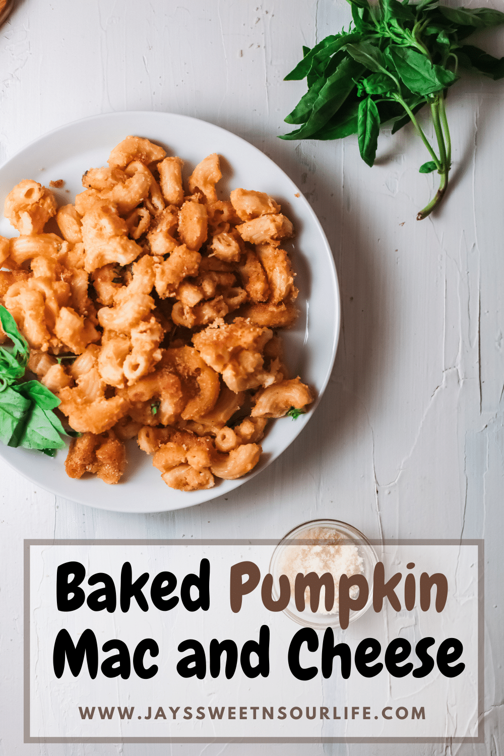 Baked Pumpkin Mac and Cheese. This Easy Baked Pumpkin Mac and Cheese is ultra-creamy, perfectly cheesy, and gooey. Topped with a crispy parmesan breadcrumb crust it's the perfect fall dish for the whole family.