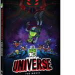 Cartoon Network's Ben 10 Goes on His Most Out-of-this-World Adventure Yet in Ben 10 vs. The Universe: The Movie. Ben Tennyson is back on the alien-fighting scene and expanding to take on the universe, now available on DVD and Digital.