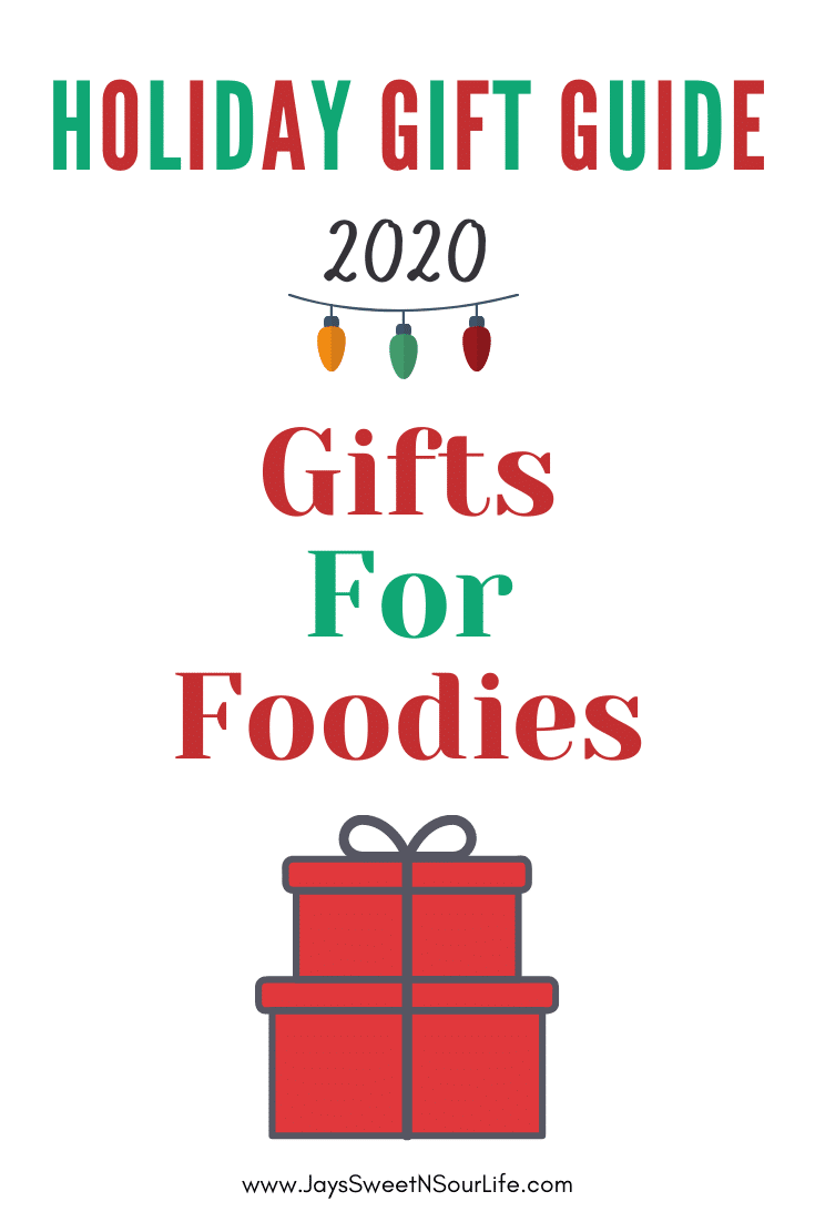 The holiday season is upon us and in just a few short weeks we will be celebrating Christmas! I have partnered with some amazing companies this holiday season to bring you an ultimate list of must-haves in my 2020 Holiday Gift Guide For Foodies.