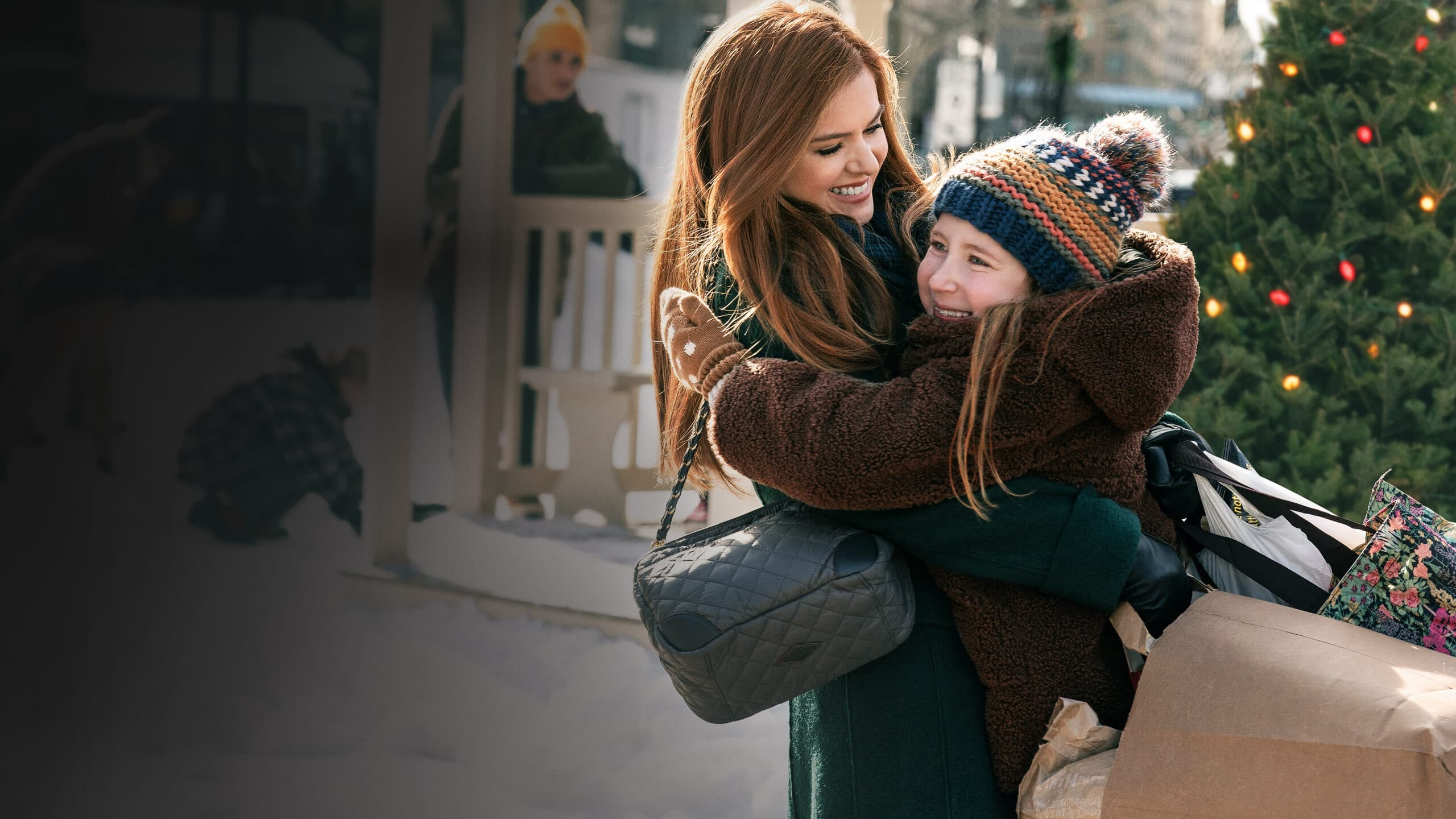 "Disney+ announced today that Godmothered an all-new enchanted Christmas comedy starring Isla Fisher (""Confessions of a Shopaholic,"" ""Wedding Crashers"") and Jillian Bell (""Brittany Runs a Marathon,"" ""Rough Night"") will debut exclusively on the streaming service Friday, December 4, 2020."
