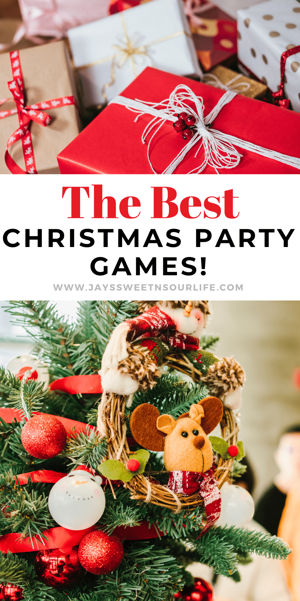 The Best Christmas Party Games. This list of The Best Christmas Party Games for families is a guaranteed hit this holiday season. Add some fun and exciting party games to your holiday gathering that will make a Christmas everyone will remember!