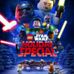 The LEGO Star Wars Holiday Special Movie Poster. The LEGO Star Wars Holiday Special reunites Rey, Finn, Poe, Chewie, Rose, and the droids for a joyous feast on Life Day. Join BB-8 on a new adventure to gain a deeper knowledge of the Force premiering on Disney+ November 17.