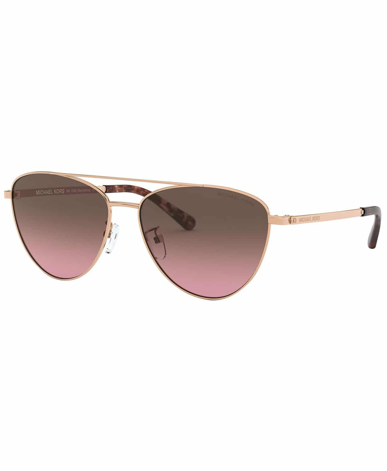 Eyewear by Michael Kors is perfect for any mood. Feel chic, luxurious, sleek and sophisticated in his timeless designs.