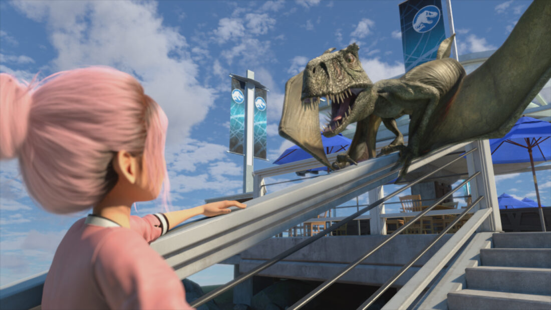 Watch as the story continues with 10 all-new episodes in Jurassic World: Camp Cretaceous Season 3. This third season reveals a new, sinister threat that will emerge on Isla Nublar.