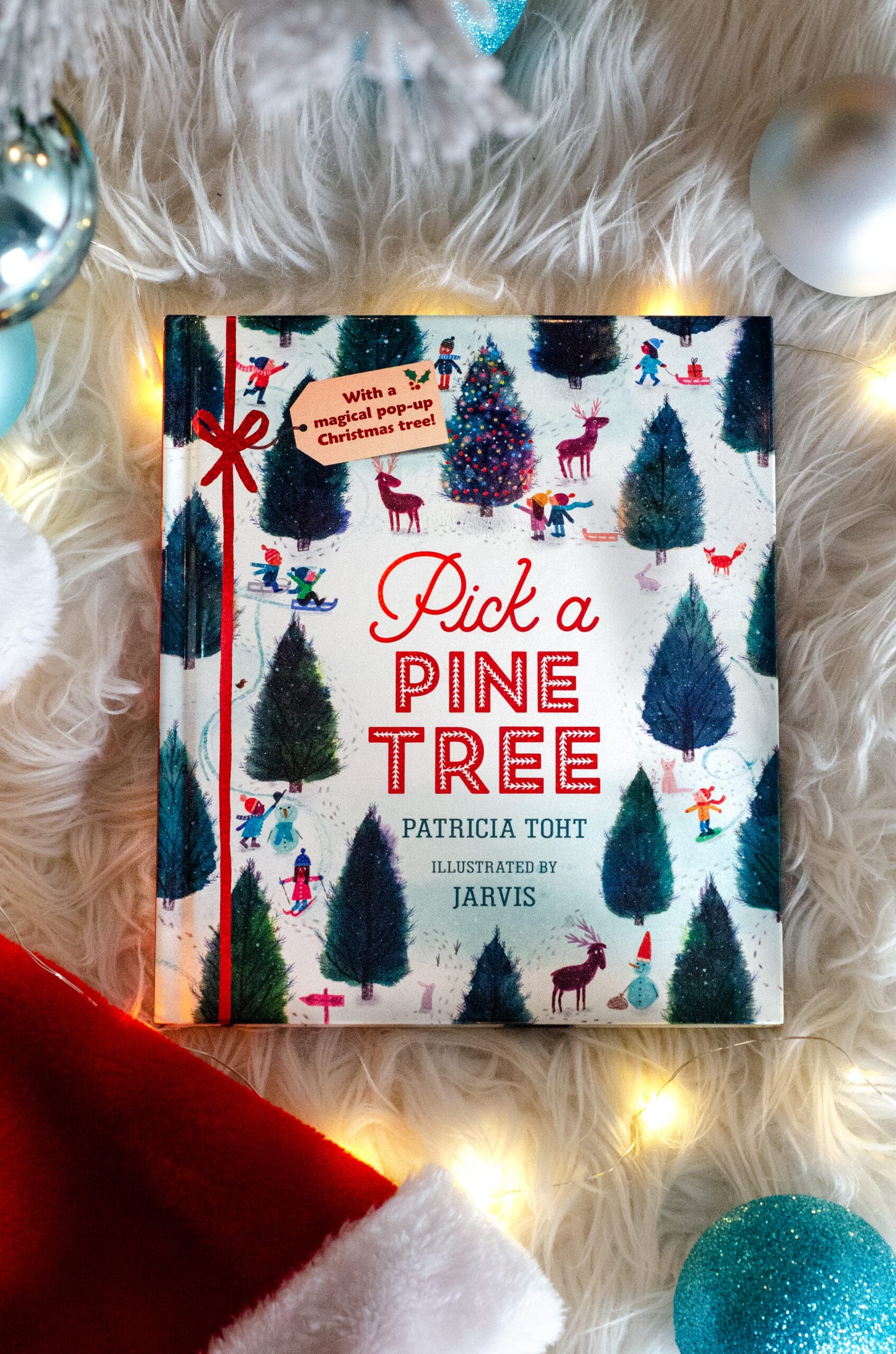 Pick A Pine Tree. Give the gift of literature this holiday season! These wonderful holiday books for kids make great stocking stuffer gifts. Create your very own Christmas Tree Advent Calander using these Children's holiday books, simply stack them into a tree for a new fun holiday tradition.
