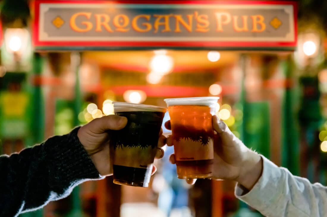 Ireland Grogan's Pub. Enjoy the new Busch Gardens Williamsburg 2021 special events that offer socially distanced fun and entertainment all year long. Busch Gardens will be the place for all things fun, new, and safe in 2021.