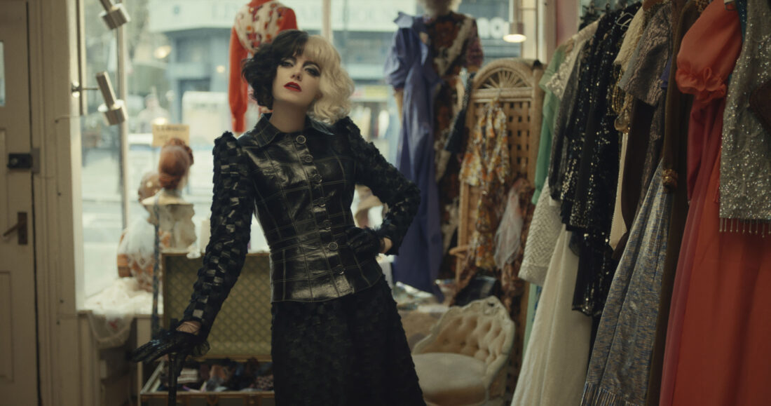 Being bad never looked so good, Disney's Cruella is serving looks and evil deeds in their newest film slated to release on Friday, May 28th. View an exclusive first look at Disney's Cruella film featuring new photos from the film and an official trailer.