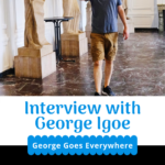 An intriguing interview with George Goes Everywhere, where I sat with George Igoe and discussed his new travel series on MillionStories. George Goes Everywhere shares clever travel tips and tricks where he explores cities across the U.S. with just 100 bucks in his pocket.