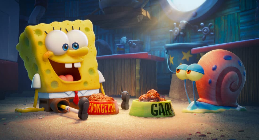 Gary has been snail-napped! Get ready for another fantastic under-the-sea adventure with SpongeBob, Patrick, and the whole Bikini Bottom gang, as they adventure to find Gary! The first-ever CGI SpongeBob film to hit the screen is now streaming on-demand and on ParamountPlus today!