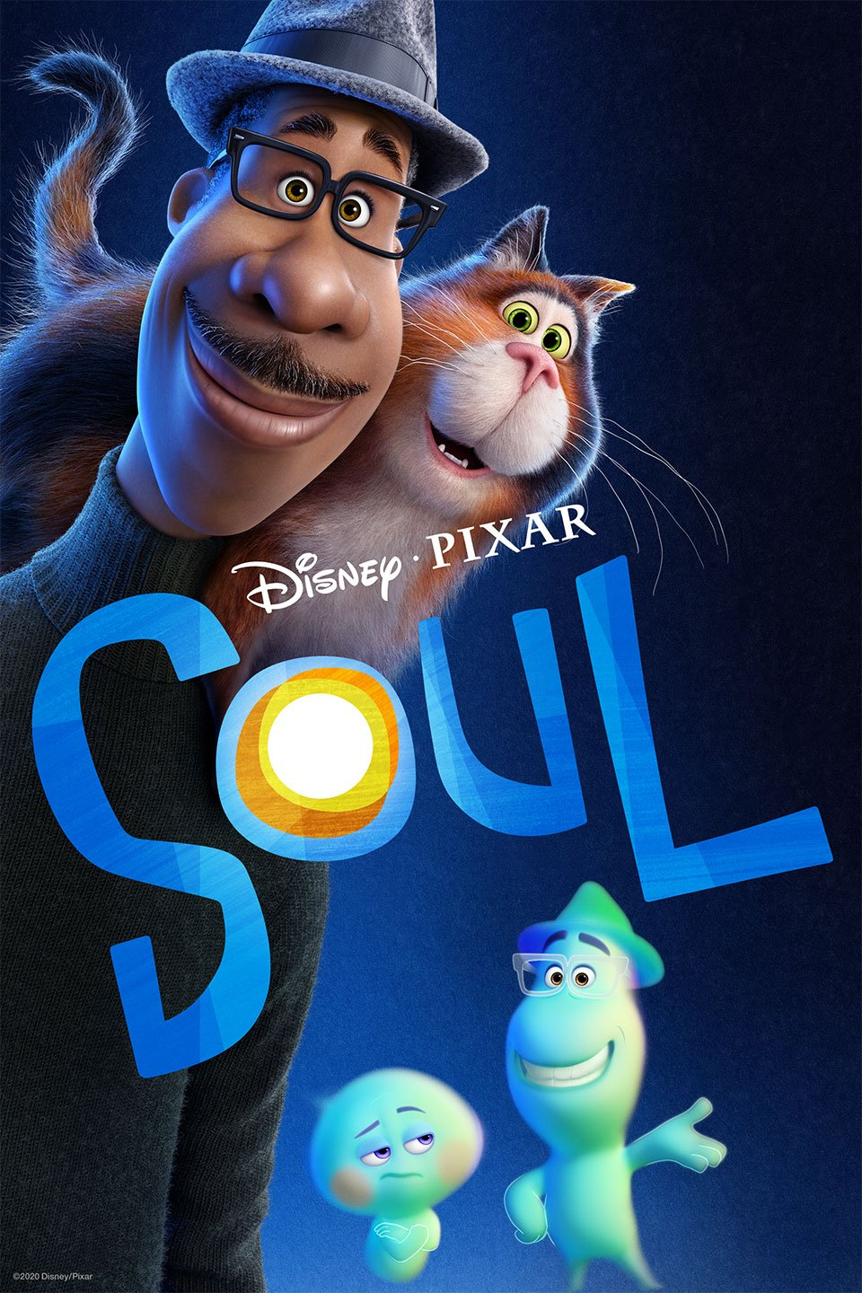 Jamie Foxx leads an all-star cast in this hilarious, heart-filled adventure. Disney and Pixar's Soul introduces Joe, who lands the gig of his life at the best jazz club in town.