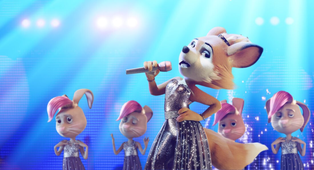 The True Blue band is back to rock the place when Rock Dog 2: Rock Around The Park arrives on Digital June 11th, and on Blu-ray and DVD June 15th. Join Bodi and his friends as they discover how to unleash their true power of rock n' roll.