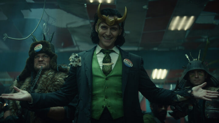 """The God of Mischief is back in an all new Marvel Studios Original Series Loki. Start Your Countdown to the Glorious Arrival of Marvel Studios' """"Loki"""" the Original Series Starts Streaming June 11 Exclusively on Disney+."""