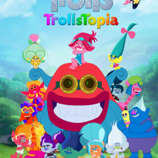 The hair-raising adventures are back! Join in the humor and harmony with all new episodes of DreamWorks Trolls: TrollsTopia! Featuring new original songs and funny new faces await when 7 all-new episodes debut on Peacock and Hulu June 10!