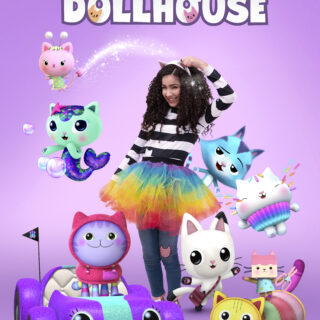 DreamWorks Gabby's Dollhouse Season 2 is heading back to Netflix with more Cattastic episodes this summer August 10th. Gabby, played by Laila Lockhard Kraner, shares a special look at Season 2 of DreamWorks Gabby's Dollhouse.
