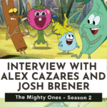 View my exclusive interview with The Mighty Ones Season 2 cast, Alex Cazares and Josh Brener. Don't miss all of the new crazy adventures in Season 2 of The Mighty Ones, which premiere on Peacock and Hulu on July 1rst.