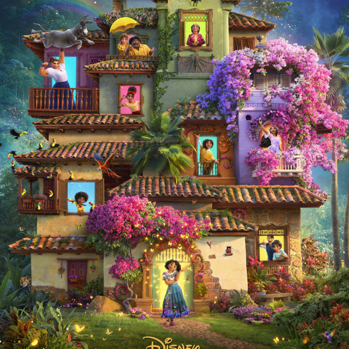 You're invited into the exceptional, fantastical, and magical Casa Madrigal. Watch the new trailer for Disney's Encanto now and see the movie this November!