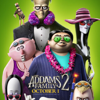 A sequel. How original. THE ADDAMS FAMILY is back and going on an awful new adventure in the new trailer for THE ADDAMS FAMILY 2, Only in theaters on October 1, 2021