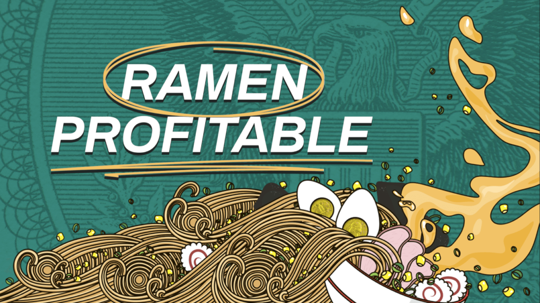 The new show Ramen Profitable is now streaming on Million Stories, catch all the newest episodes on Millionstories.com. Each episode watches early-stage founders fight to turn a profit and gives an inside look at the economics behind entrepreneurship.