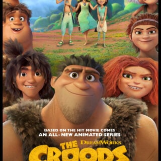 The Croods and the Bettermans are back in a brand new animated series, premiering on Hulu on September 23rd. The Croods: Family Tree continues the ever-evolving story of the Croods and the Bettermans as they learn to live together on the most idyllic farm in prehistory.