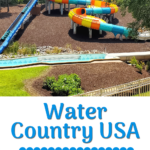 Plan the perfect family-friendly vacation to Virginia's largest water park, with my Water Country USA Visitors Guide. I'm sharing my family's Water Country USA Review plus helpful tips to save you time and money.