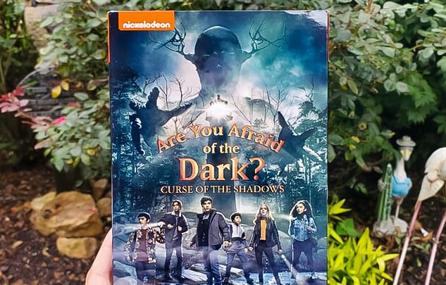 A new setting and a new Midnight Society bring fresh scares when the group's leader suddenly vanishes, prompting the remaining members to search for clues, confront dark forces, and ultimately uncover the truth behind their seaside town's terrifying curse. Are You Afraid of the Dark?: Curse of the Shadows, is now available on DVD!
