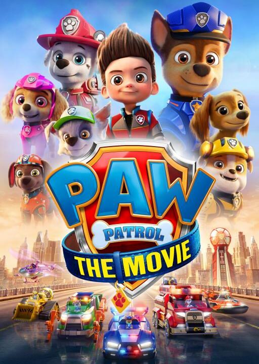 ThePAW Patrolis on a roll…in their first big-screen adventure! Join your favorite pups in The PAW Patrol The Movie, available on DVD and Digital November 2nd.